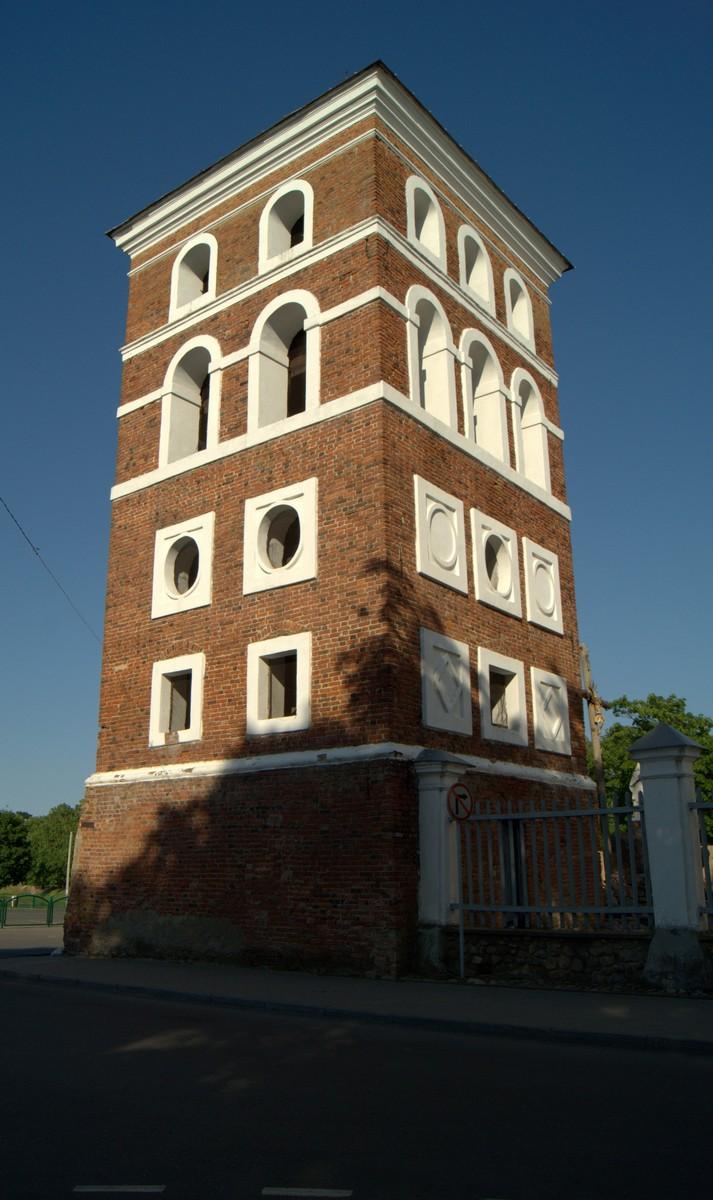 Несвиж. Башня замковых ворот.