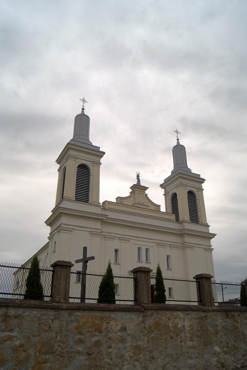 Волковыск. Костел Святого Вацлава.