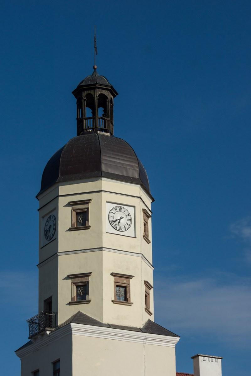 Несвиж. Башня ратуши.