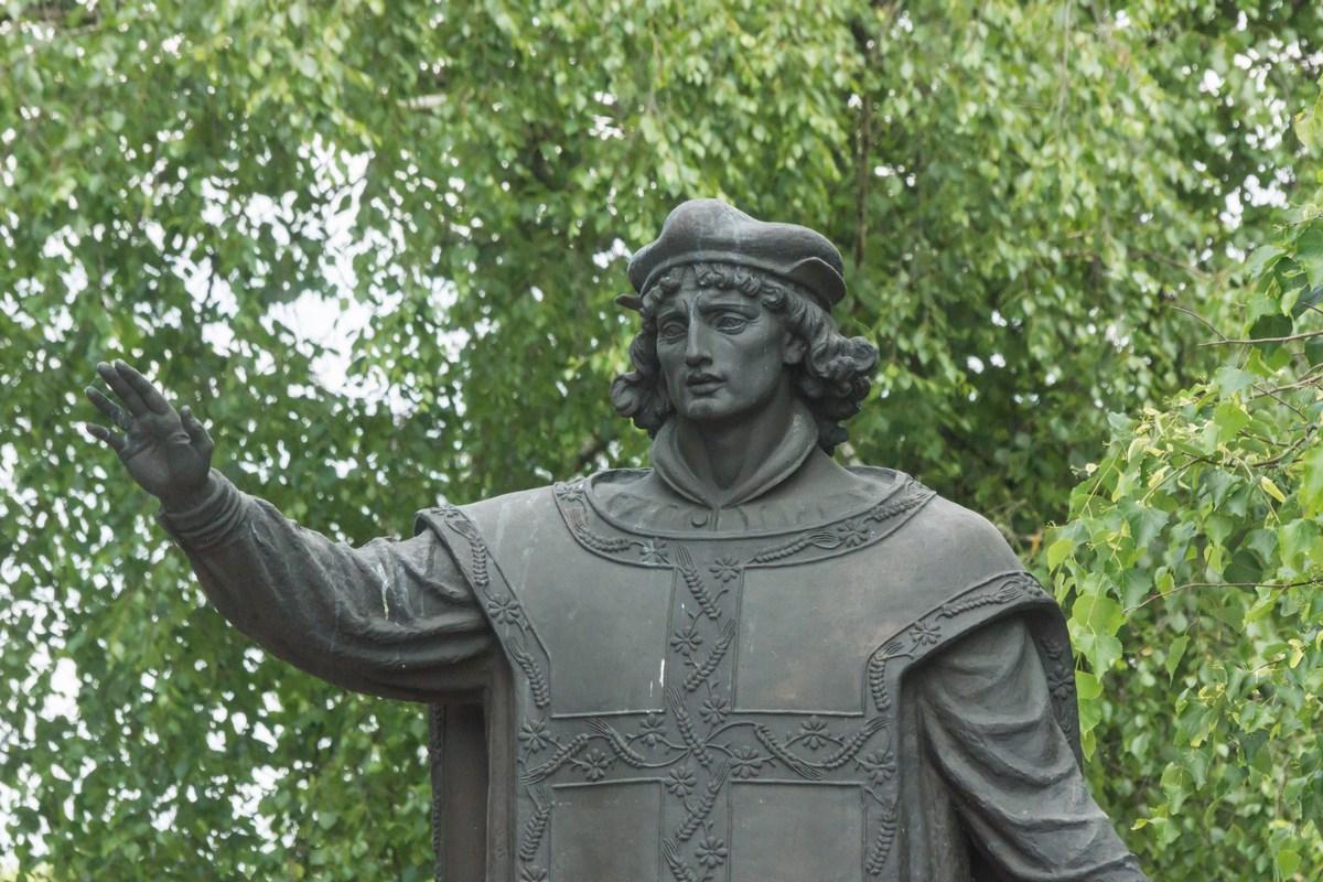 Лида. Франциск Скорина.