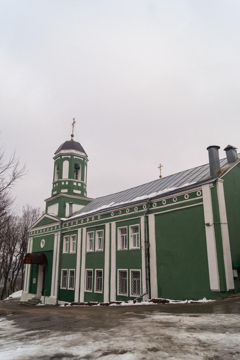 Смоленск. Покровская церковь.