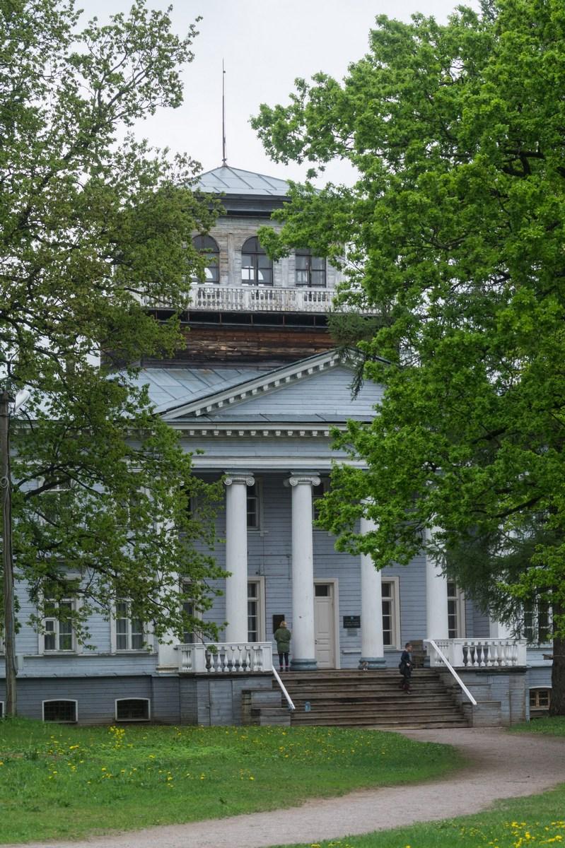 Дом-усадьба в Рождествено.
