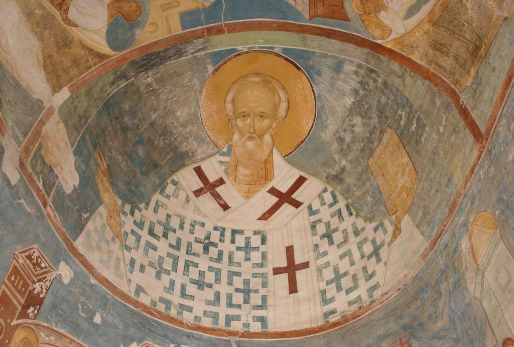 Музей фресок Дионисия. Стенопись Дионисия.