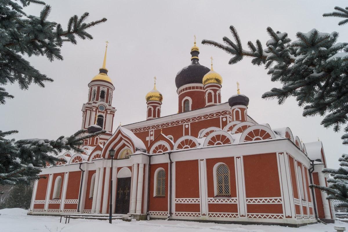 Старая Русса. Воскресенский собор.