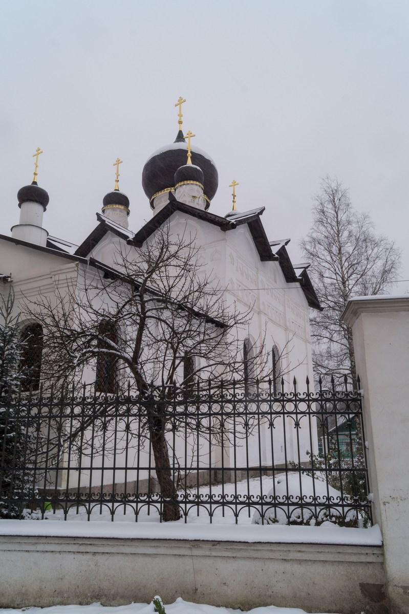 Старая Русса. Никольская церковь.