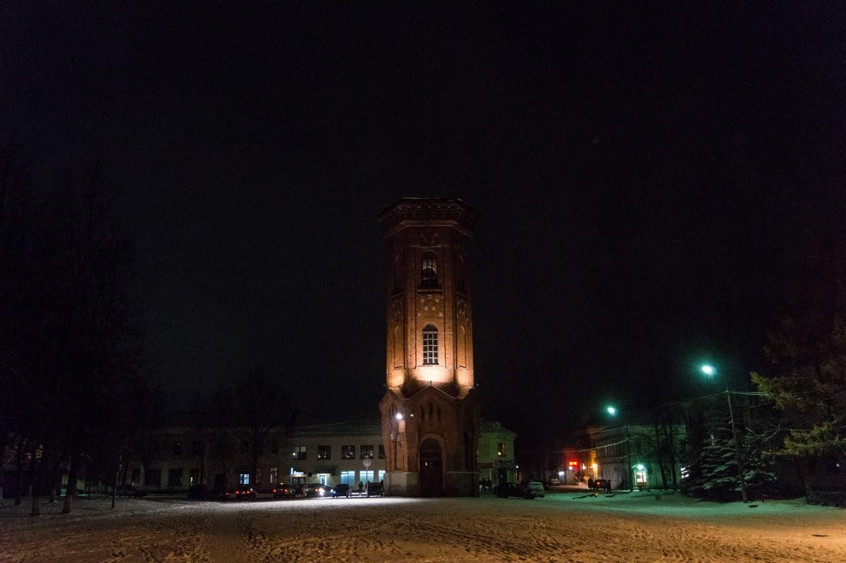 Старая Русса. Торговая площадь, площадь Революции и ныне Соборная площадь.