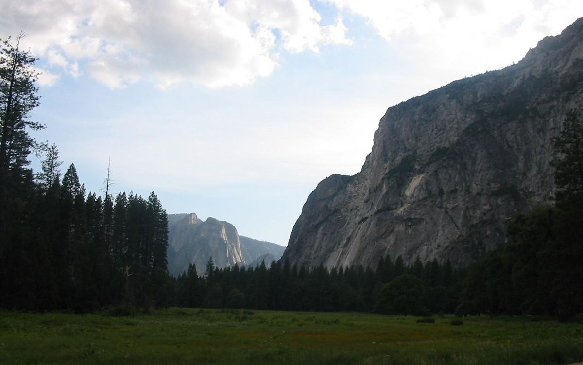 Калифорния. Долина Йосемити. Просто красота природы.
