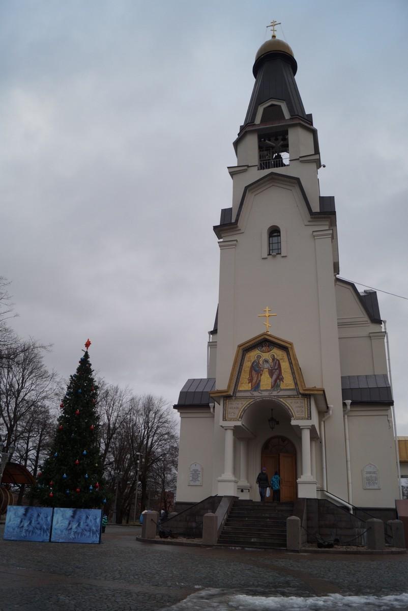 Сестрорецк. Церковь Петра и Павла. Об освящении.