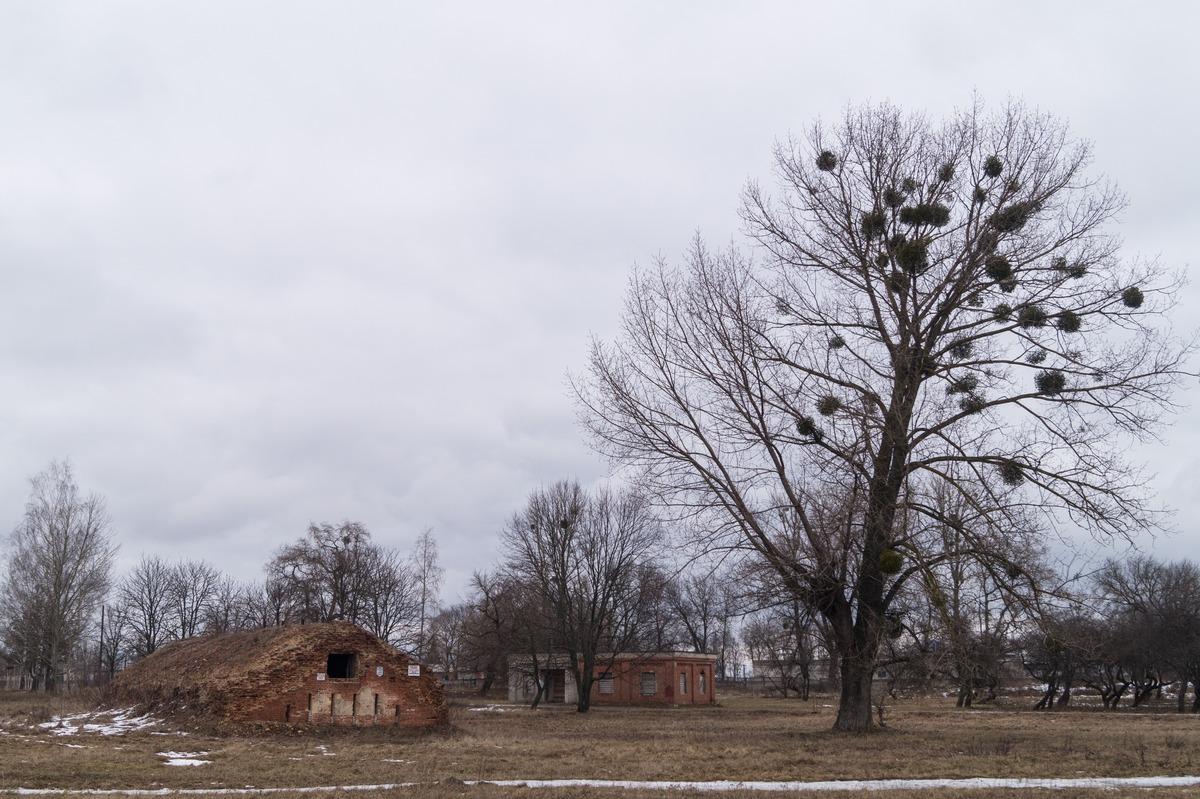 Бобруйская крепость.