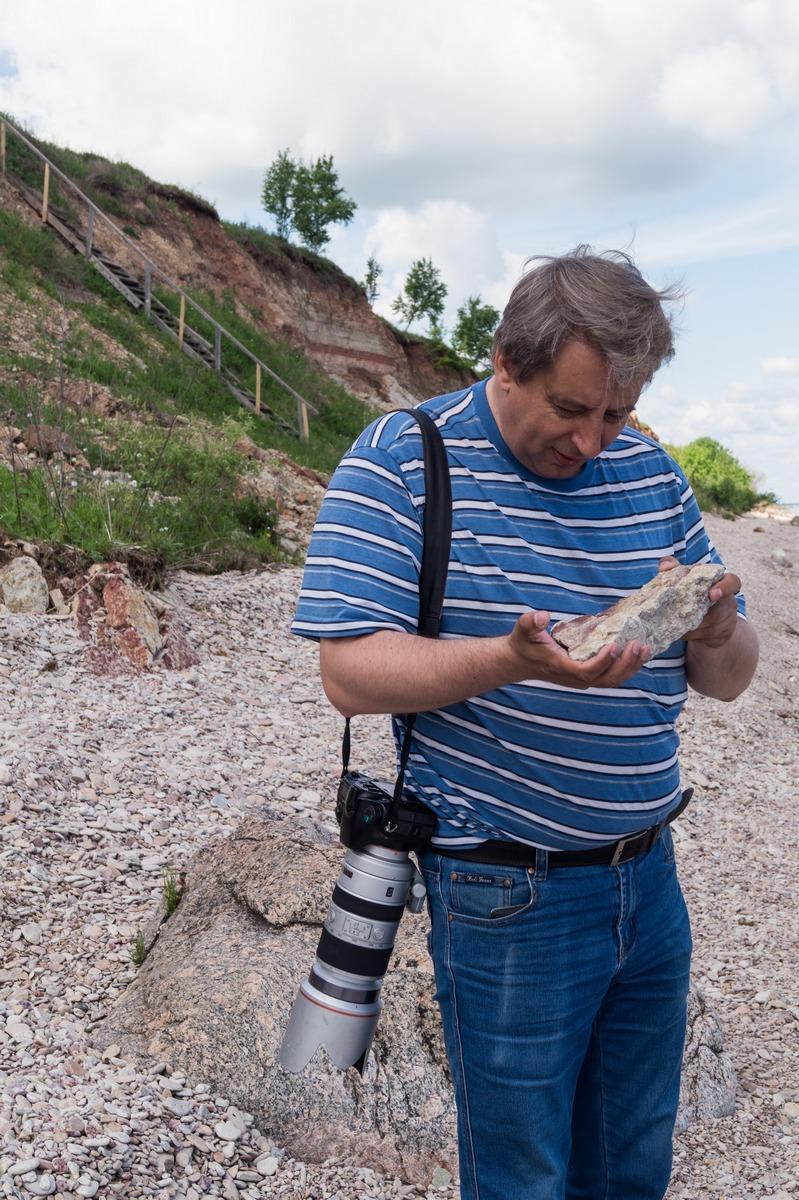 Ильменский глинт. Что там еще можно интересное обнаружить? То, что не забрали в музей геологи?