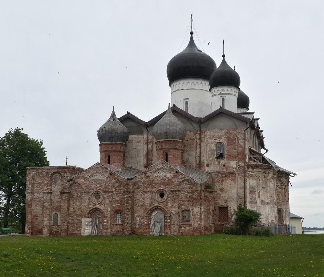 Михайло-Клопский монастырь. Троицкий собор.