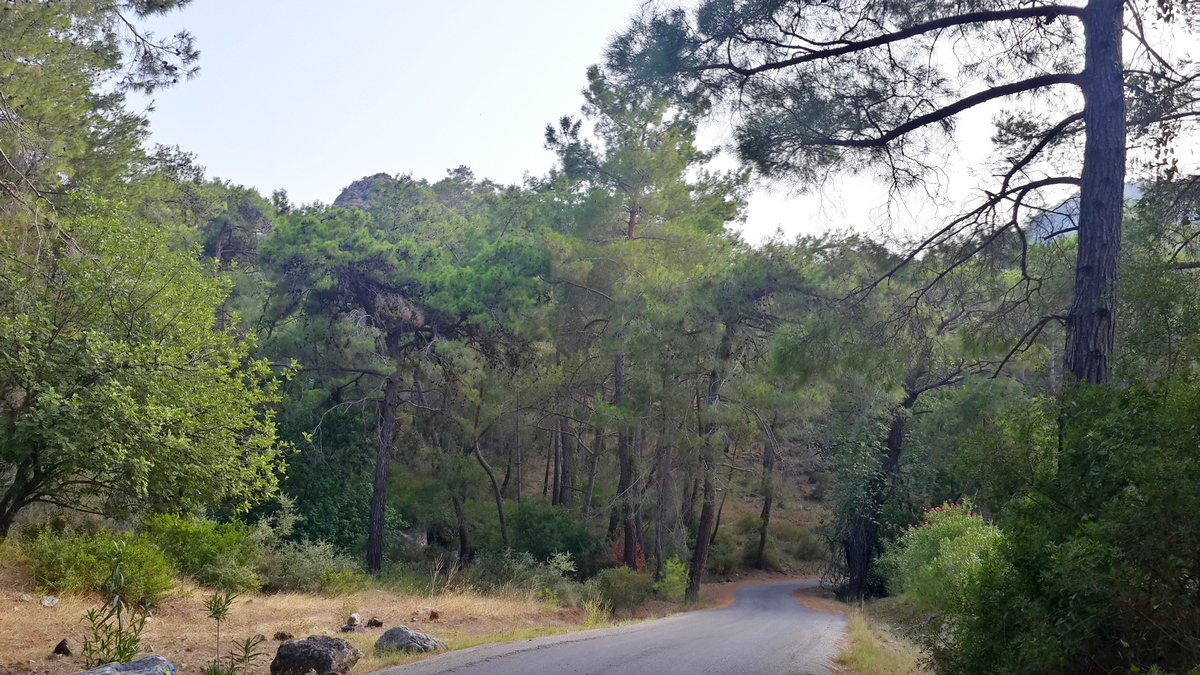 Национальный парк Бейдаглары Сахиль.