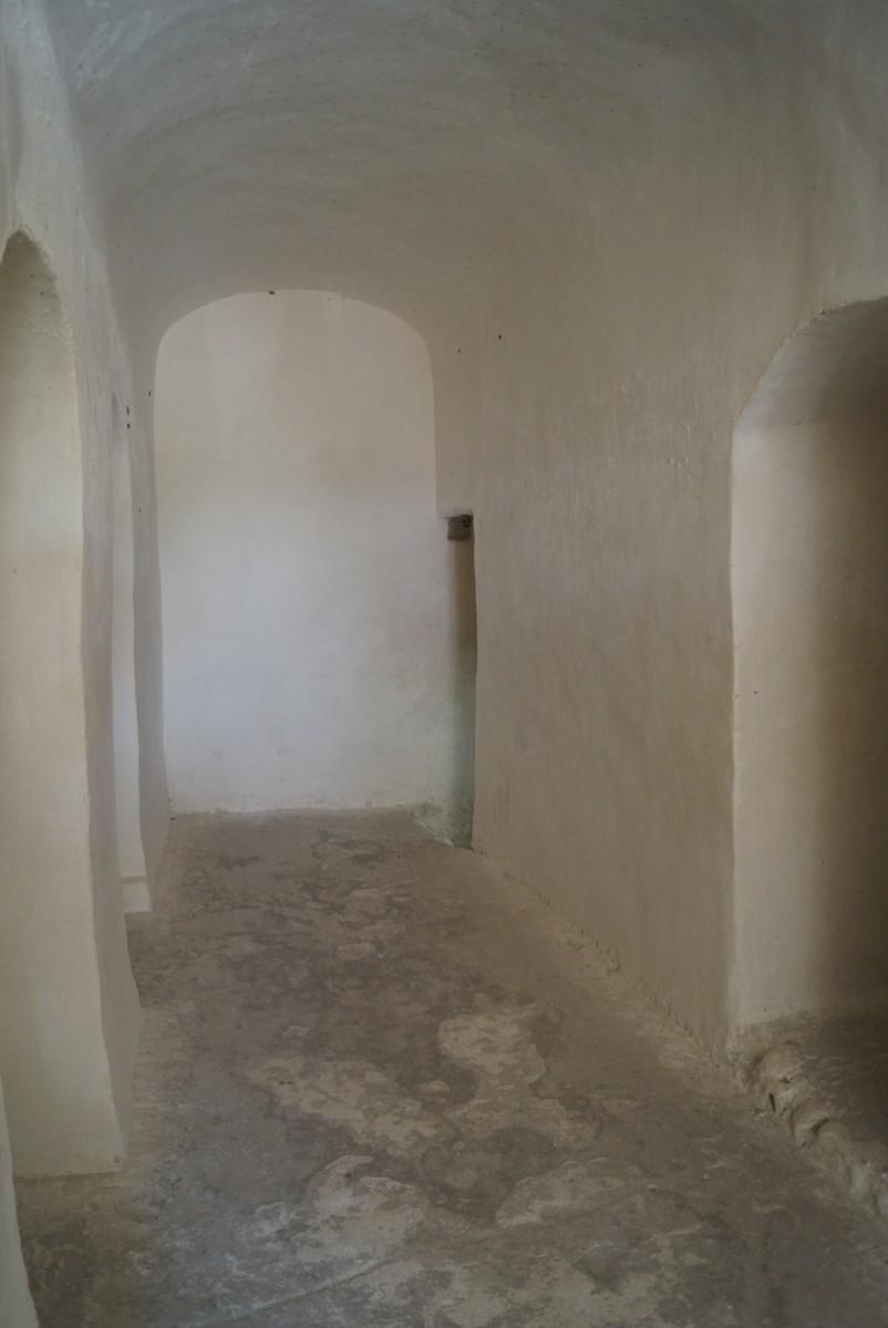Дивногорье. Церковь Сицилийской иконы Божией матери. На втором этаже.