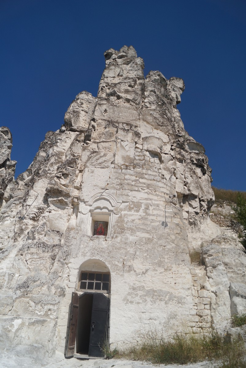 Дивногорье. Церковь Сицилийской иконы Божией матери.