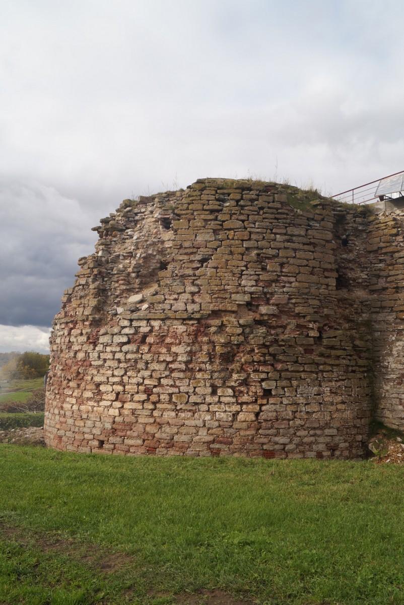 Крепость Орешек. Головкина башня.