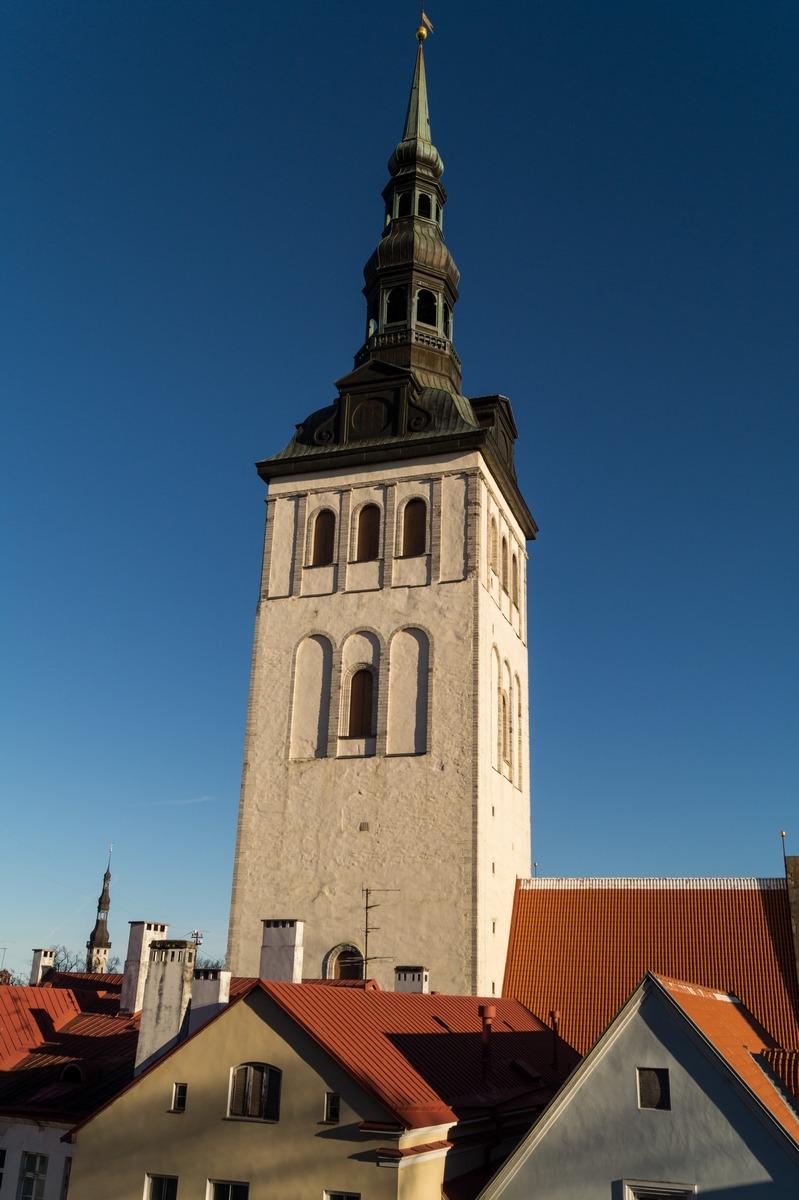 Таллин. Церковь Нигулисте.