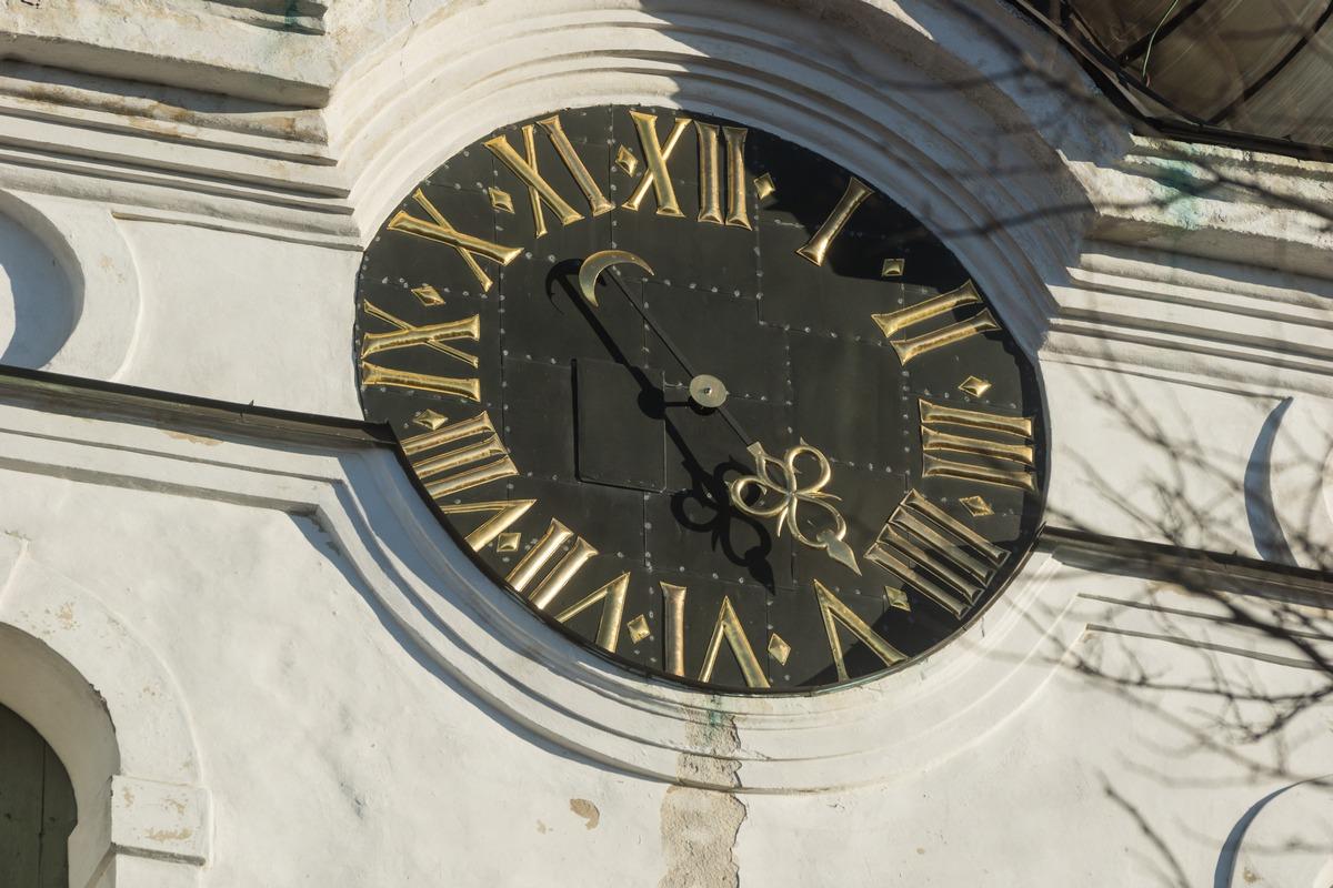 Старый Таллин. Часы.