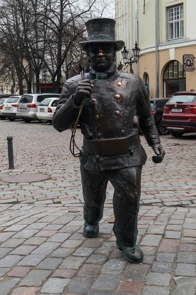 Таллинский трубочист.