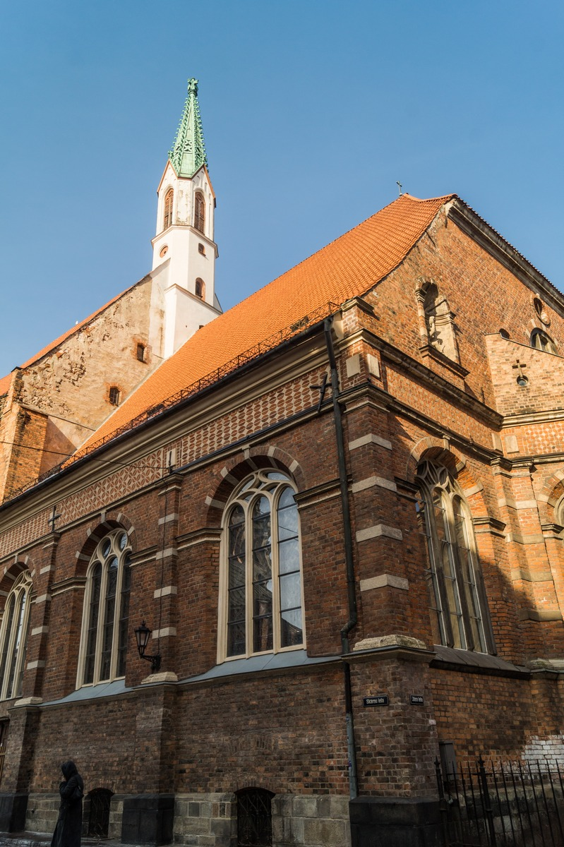 Рига. Церковь Святого Иоанна.